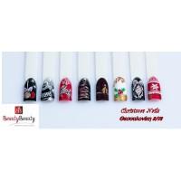 Σεμινάριο Christmas Nail Art Κυριακή 8/12 Με Προϊόντα NCNails