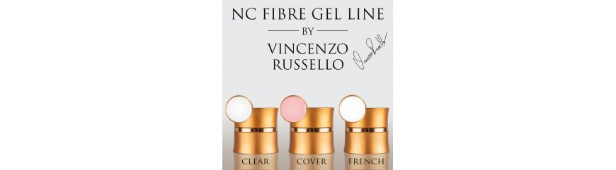 NC Nails Fibre Gel by Vincenzo Russello