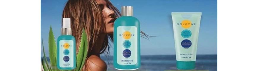 Inerbya Italy Solemar Σετ Αντηλιακής Προστασίας Μαλλιών