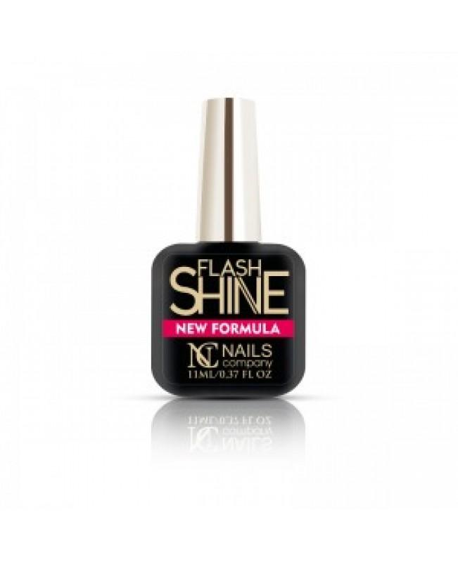 Nc Nails Flash Shine Top No Wipe 11ml