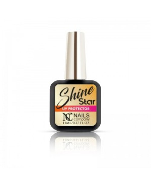 Nc Nails Shine Star Top No Wipe 11ml
