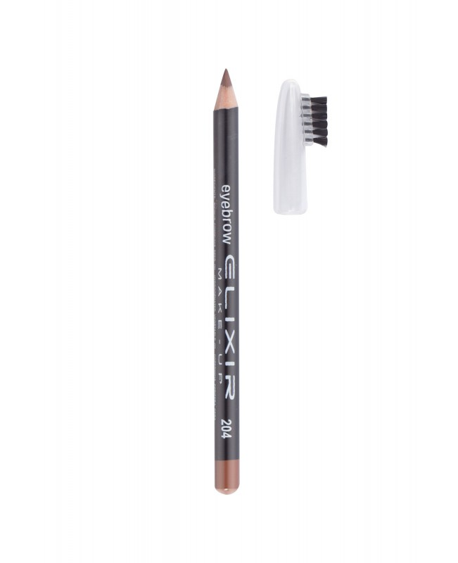 Elixir Eyebrow Pencil Νο.204 (Chocolate)
