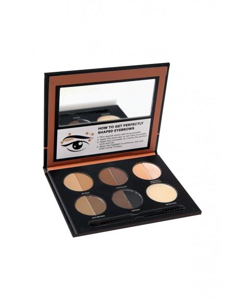 Elixir Eyebrow & Eye Palette cod.847