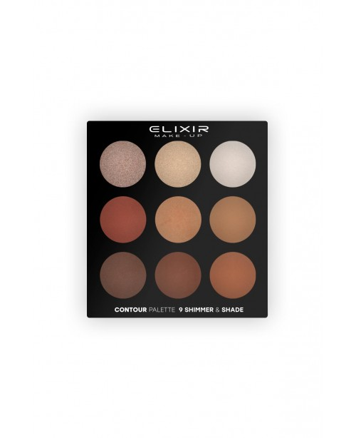 Elixir London Contour Effects Pallet code 887
