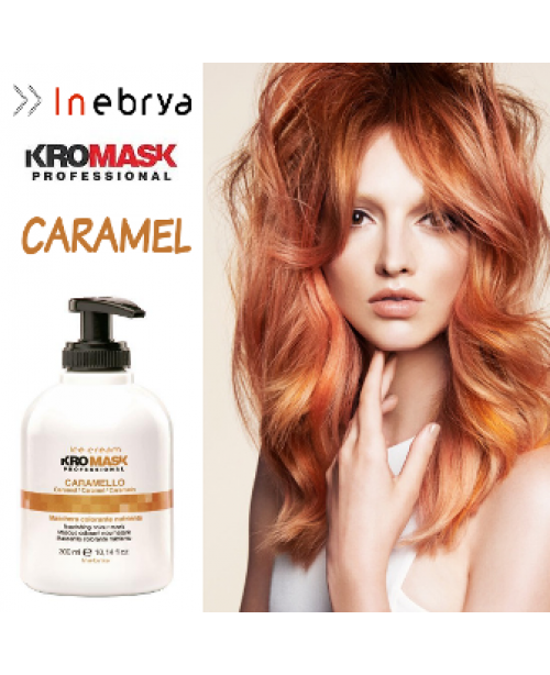 Inebrya Italy Kromomask Caramel (300ml)