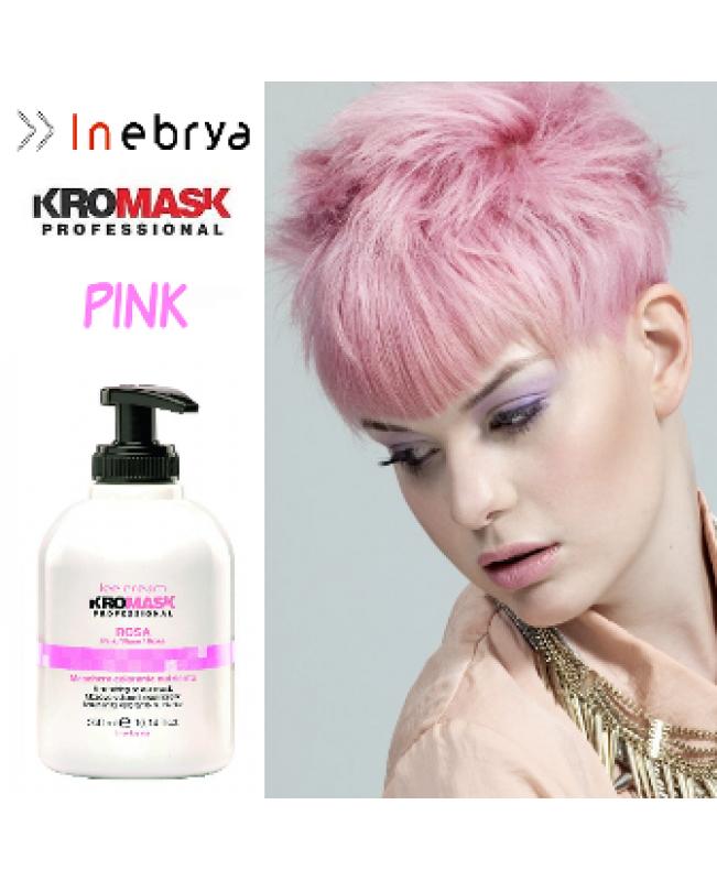 Inebrya Italy Kromomask Intense Pink 300ml