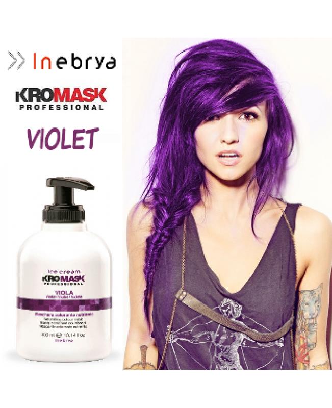 Inebrya Italy Kromomask Violet (300ml)