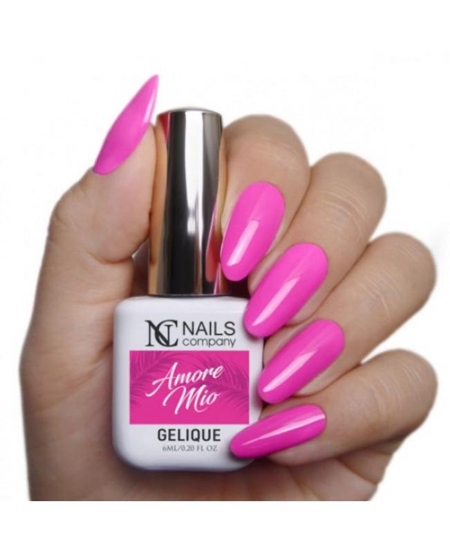Nc Nails Ημιμόνιμα Χρώματα Amore Mio 6ml