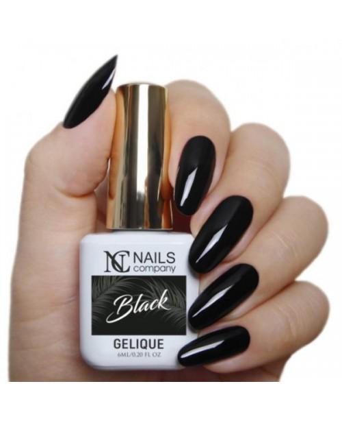 Nc Nails Ημιμόνιμα Χρώματα Black 6...