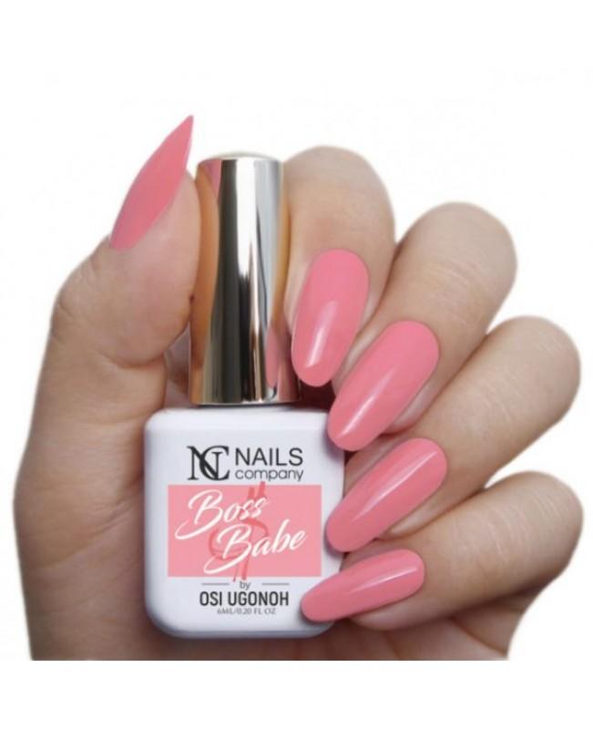 Nc Nails Ημιμόνιμα Χρώματα Boss Babe 6ml