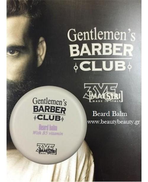Gentlemen's Barber Club 3VE Italy Beard balm 125ml