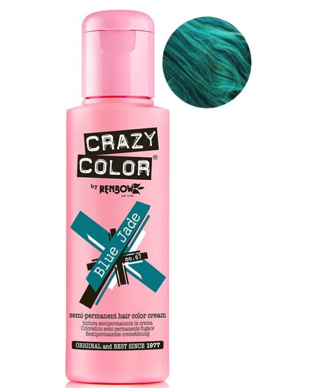 Crazy Color 100ml Blue Jade