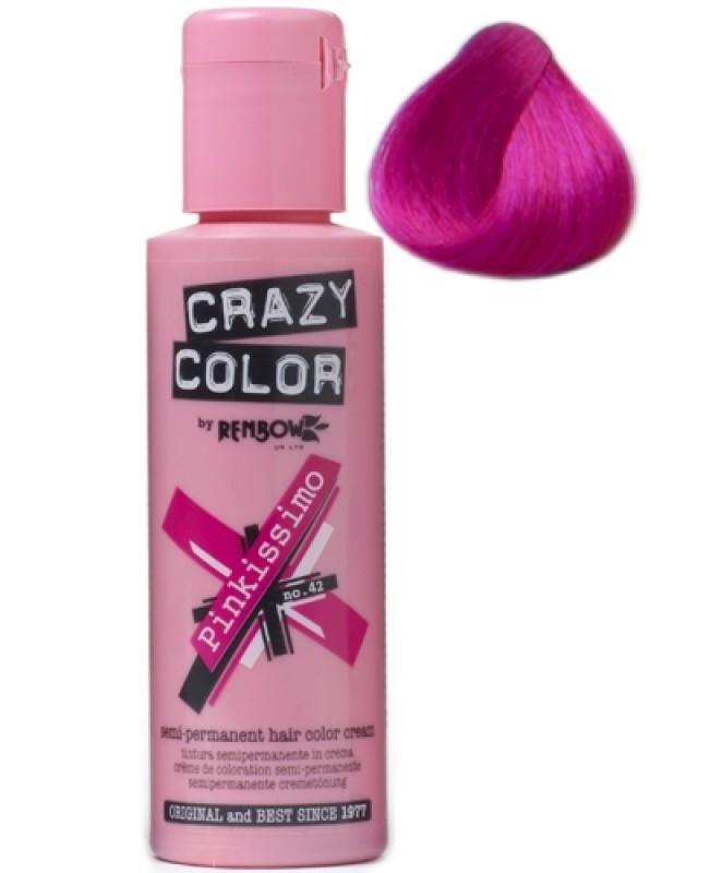 Crazy Color 100ml Pinkissimo