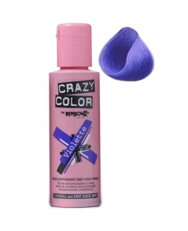 Crazy Color 100ml Violette