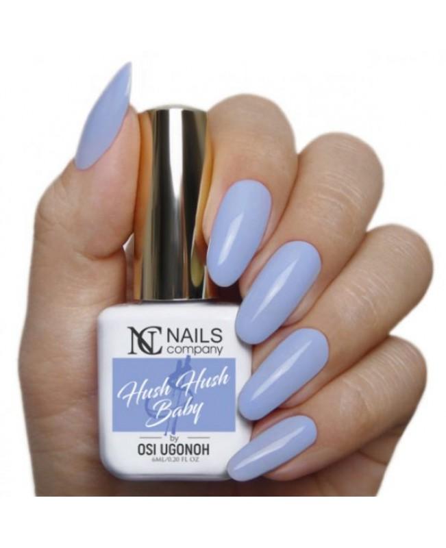 Nc Nails Ημιμόνιμα Χρώματα Hush Hush Baby 6ml