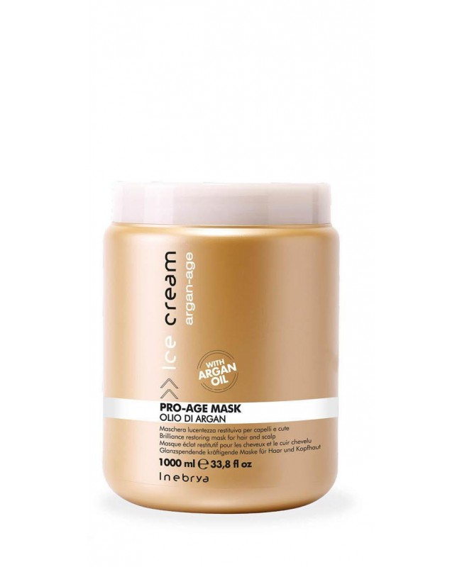 Inebrya Italy Pro-Age Mask with Argan Oil 1000ml