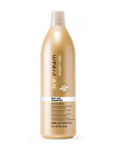 Inebrya Italy Pro-Age Αrgan Oil Shampoo1000ml