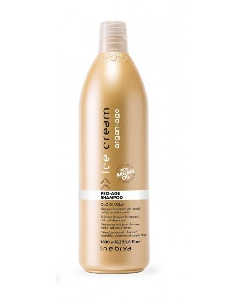 Inebrya Italy Pro-Age Αrgan Oil Shampoo1000ml