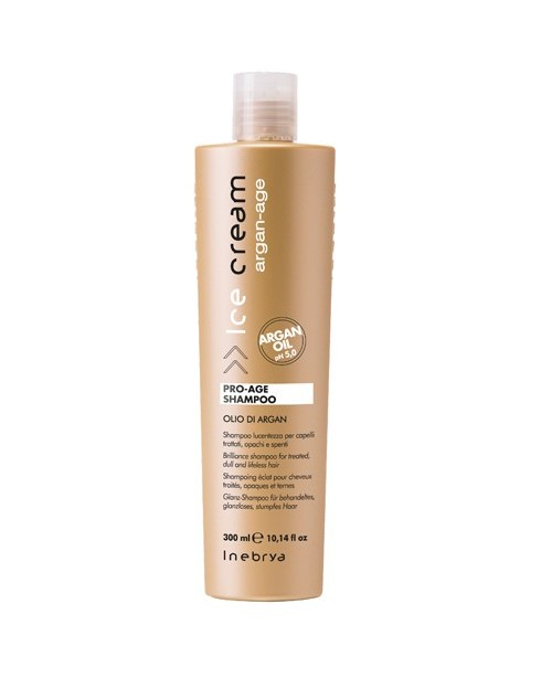 Inebrya Italy Pro-Age Αrgan Oil Shampoo300ml