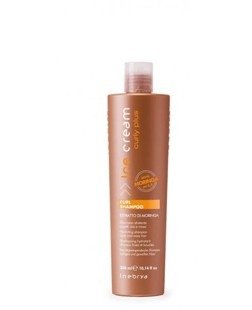 Inebrya Italy Curly Plus Shampoo 300ml