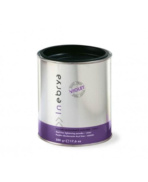 Inebrya Italy Bleaching Powder Violet Dust-free 500gr