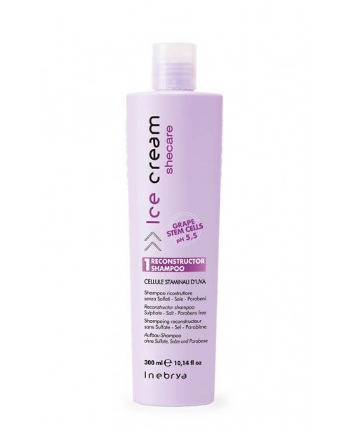 Inebrya Italy She Care Restructuring Shampoo 300ml