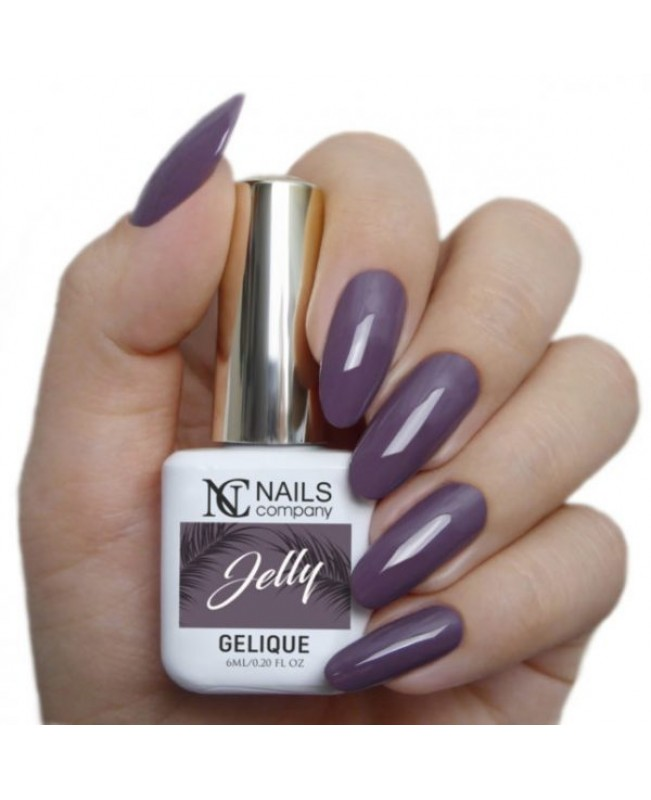 Nc Nails Ημιμόνιμα Χρώματα Jelly 6ml