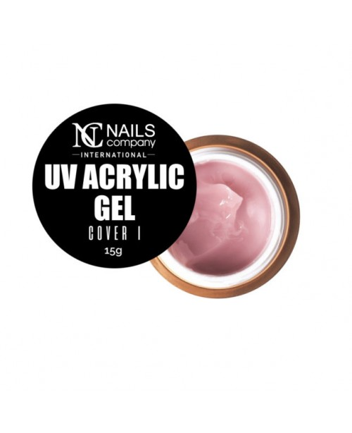 NC Nails Acrylic Gel Cover 1 15gr