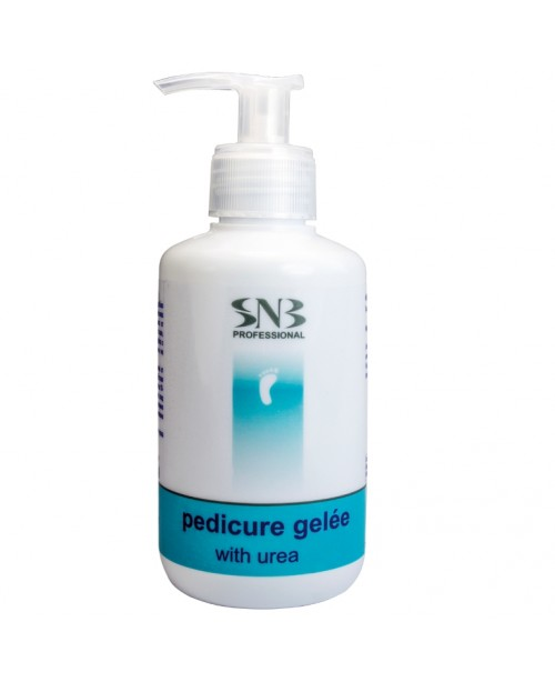 SNB Professional Pedicure Gelee with urea 250ml