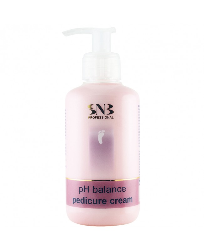 SNB Professional pH Balance Pedicure Cream 250ml