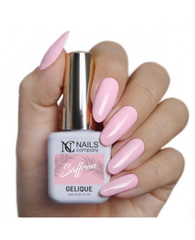 Nc Nails Ημιμόνιμα Χρώματα Saffron 6ml