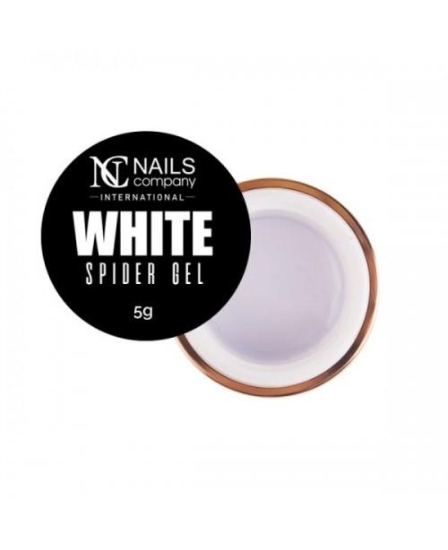 NC Nails Spider Gel White 5gr