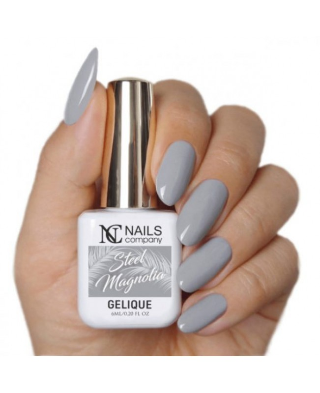 Nc Nails Ημιμόνιμα Χρώματα Steel Magnolia 6ml