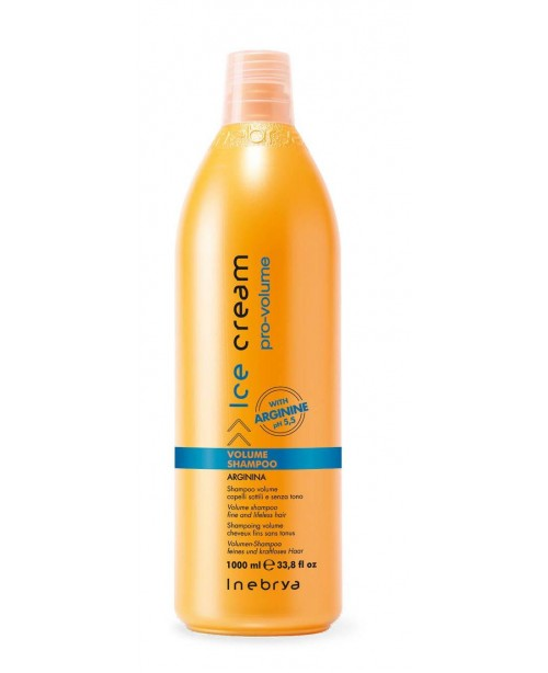 Volume Shampoo for fine and lifeless hair