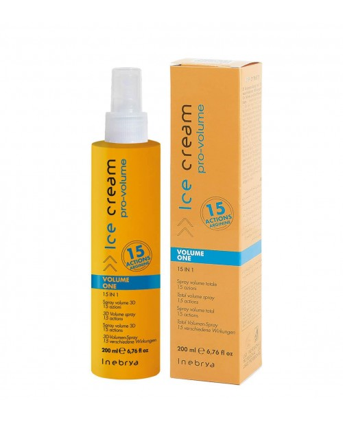 Total volume spray 15 actions
