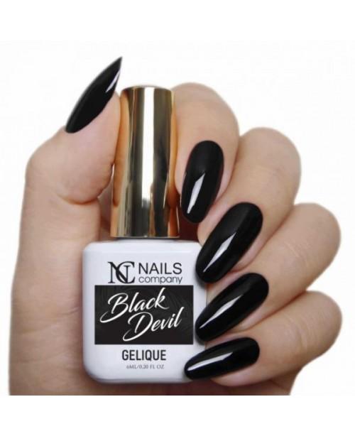 Nc Nails Ημιμόνιμα Χρώματα Black D...