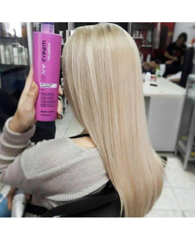 Inebrya Silver shampoo 1000ml