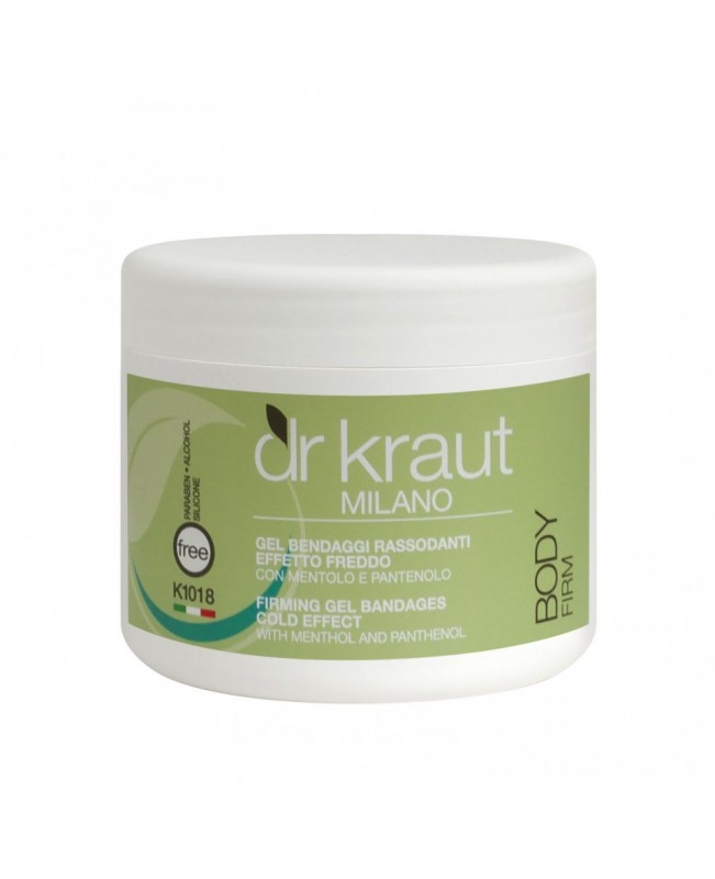Dr Kraut Milano Firming Gel Bandages 500ml