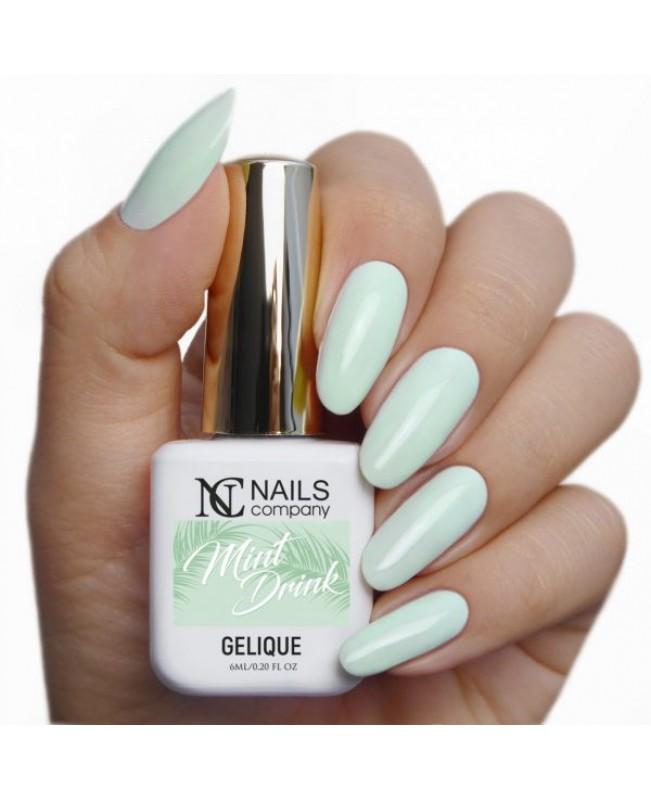 Nc Nails Ημιμόνιμα Χρώματα Mint Drink 6ml