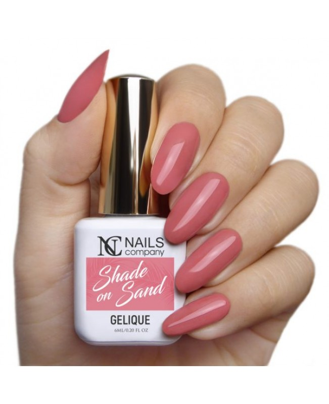 Nc Nails Ημιμόνιμα Χρώματα Shade on Sand 6ml