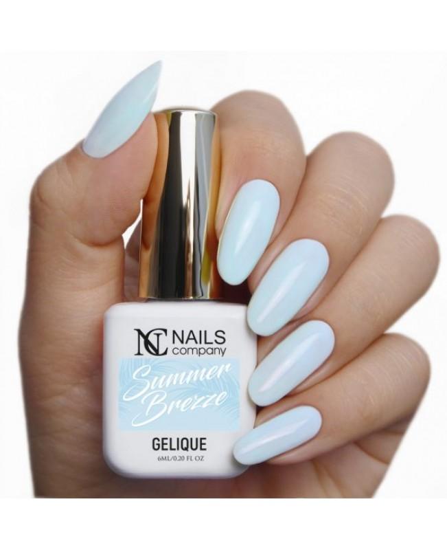 Nc Nails Ημιμόνιμα Χρώματα Summer Brezze 6ml