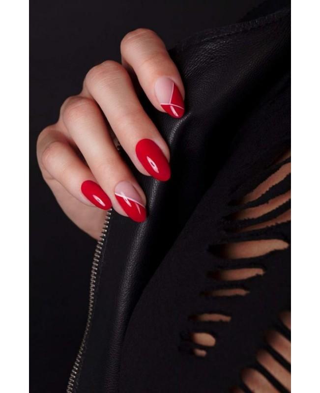 Nc Nails Ημιμόνιμα Χρώματα Demonic Girl 6ml