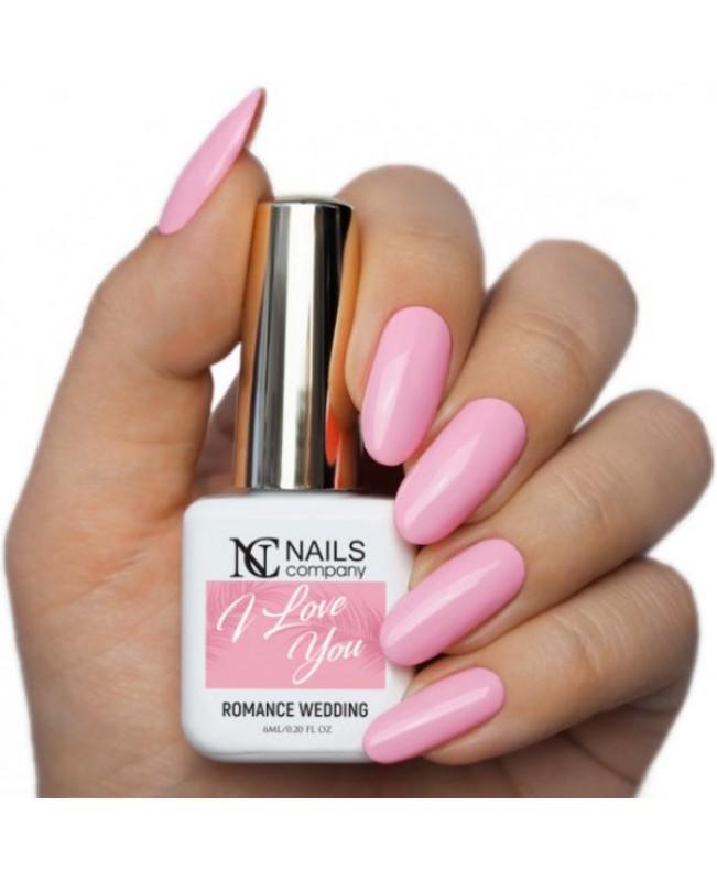 Nc Nails Ημιμόνιμα Χρώματα I Love You 6ml