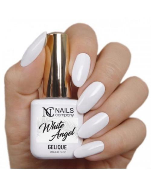 Nc Nails Ημιμόνιμα Χρώματα White A...