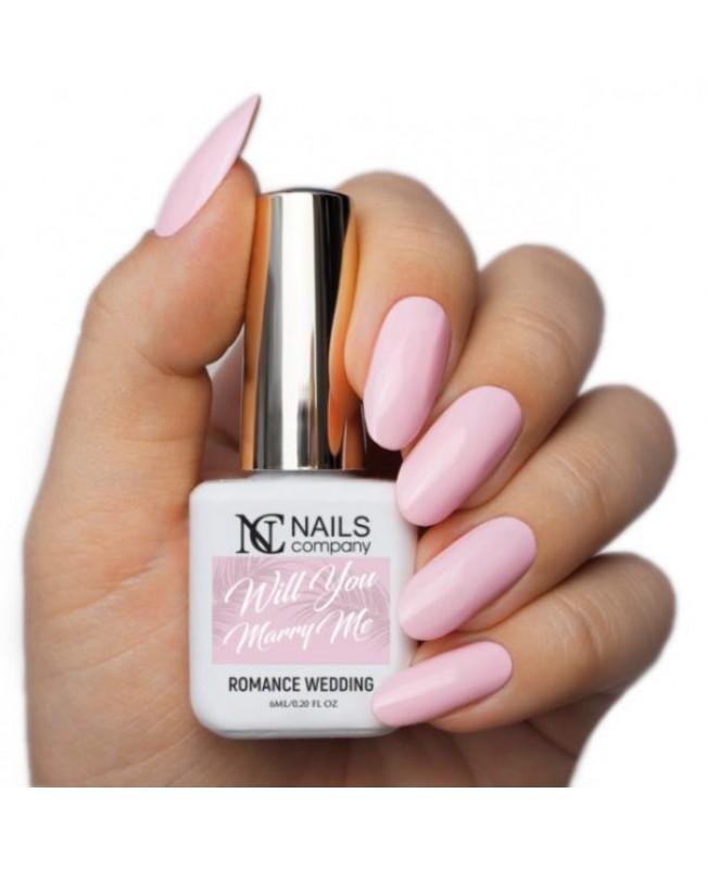 Nc Nails Ημιμόνιμα Χρώματα Will You Marry Me 6ml
