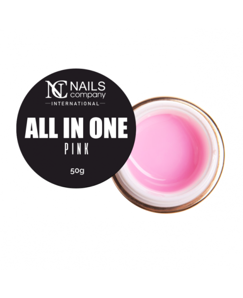 NC Nails Gel All In One Pink15gr