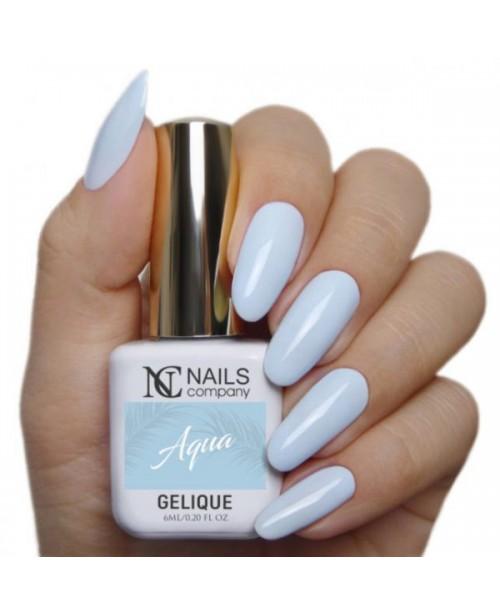 Nc Nails Ημιμόνιμα Χρώματα Aqua 6m...