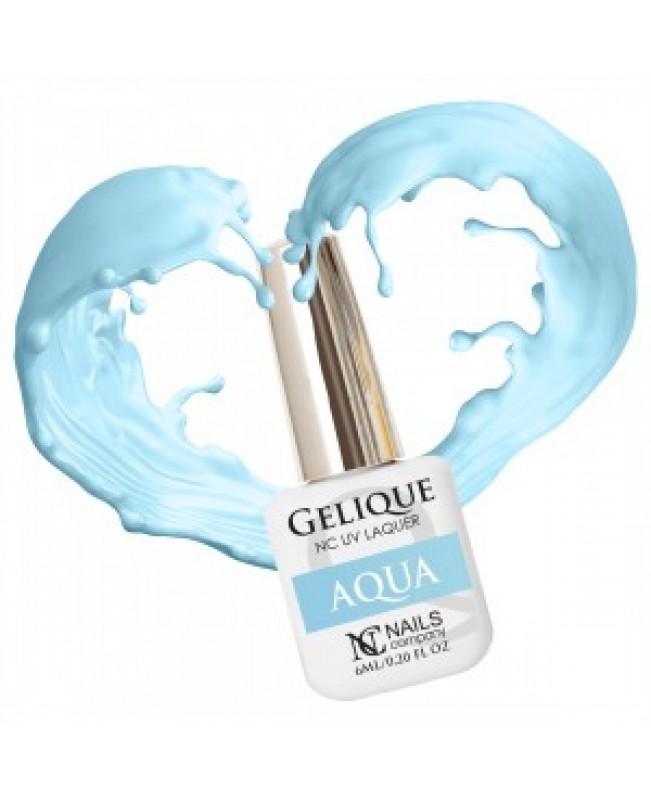 Nc Nails Ημιμόνιμα Χρώματα Aqua 6ml