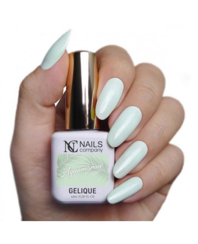 Nc Nails Ημιμόνιμα Χρώματα Aquamarine 6ml