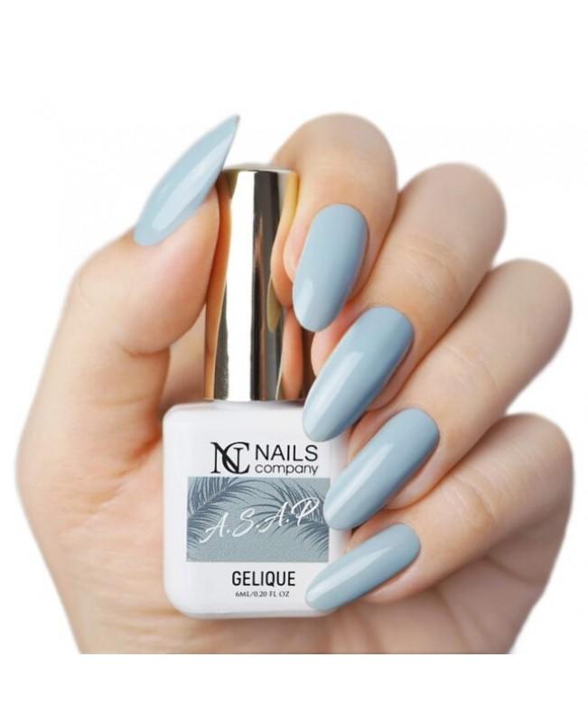 Nc Nails Ημιμόνιμα Χρώματα A.S.A.P 6ml